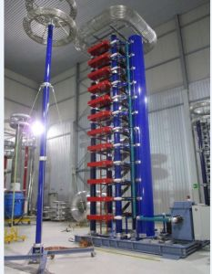 HIVG Serial Impulse Voltage Generator