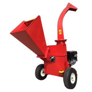 Disc Wood Chipper Shredder 13 HP Engine New Design with High Performance pictures & photos