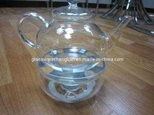 High Borosilicate Glass Pot (NRH-011) pictures & photos