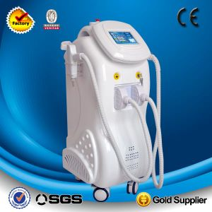 2 in 1 Multifunction Machine with YAG Laser and 808 Diode Laser pictures & photos