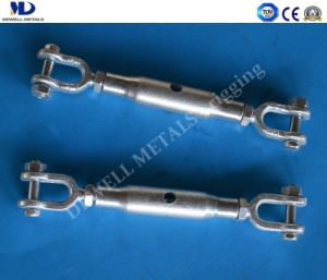Electric Galv. DIN1478 Tube Turnbuckle pictures & photos