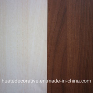 Wood Grain Paper, Walnut, Melamine Paper for Plywood, MDF