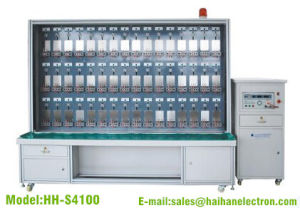 Voltage Test Bench for Single Phase Meter (HH-S4100) pictures & photos