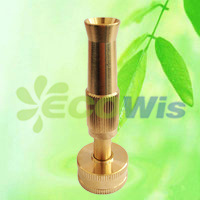 Solid Brass Twist Hose Nozzle (HT1287) pictures & photos