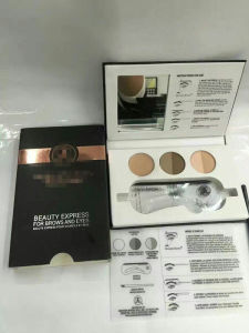 New Style Cosmetic Designs Beauty Express for Brow and Eyes Kit Brunette Makeup for Eyebrow and Eyes pictures & photos