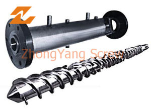 Alloy Screw and Barrel for Rubber Machine pictures & photos