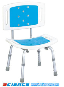 Deluxe Aluminum Shower Chair (SC-SC12(A)) pictures & photos