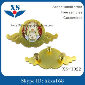 Custom Made Metal Badge Manufacturers pictures & photos