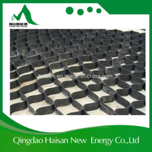 HDPE /PP/Plastic Geocell/Geogrids for Gravel Stabilizer pictures & photos