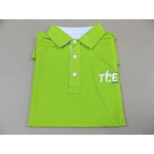 Tice Golf T Shirt in Green Polo Neck High Quality pictures & photos