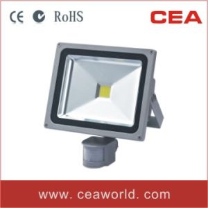 30W LED Flood Light with PIR Sensor (LFL2-30) pictures & photos