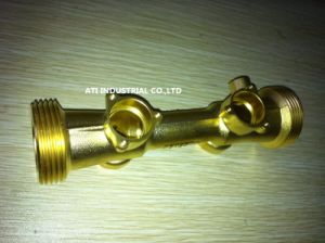 Brass Forging Part Machining Part/Forging Part pictures & photos