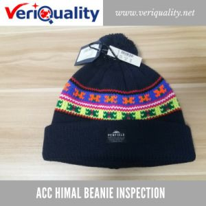 Acc Himal Beanie Quality Control Inspection Service at Zhangjiagang, Jiangsu pictures & photos
