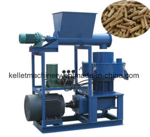 Large Pellet Machinery for Industrial Use