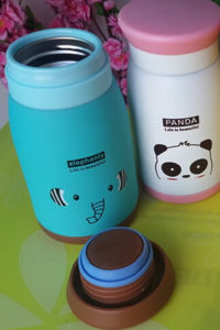 Cute Pot-Bellied Vacuum Cup-Frosted Cup Stainless Steel pictures & photos