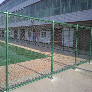 Chain Link Fencing 6 Meters Max High