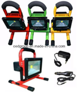50W LED Rechargeable Portable Flood Light IP65 pictures & photos