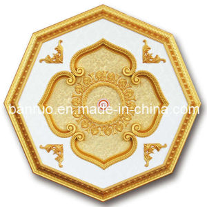 Small Size Plygon Ceiling Medallion for USA Market (BRY11-S-088) pictures & photos