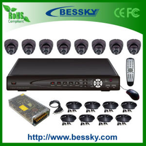 8CH DVR H. 264 CCTV Surveillance Kit (BE-8108ID8)