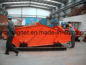 Tailings Dewatering Machine/ High Frequency Vibration Screening Machine for Copper Mine pictures & photos