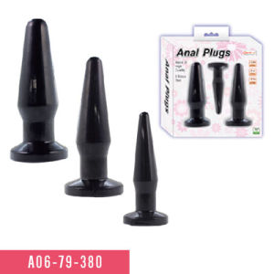 Anal Plugs, Sex Toy (A06-79-380) pictures & photos