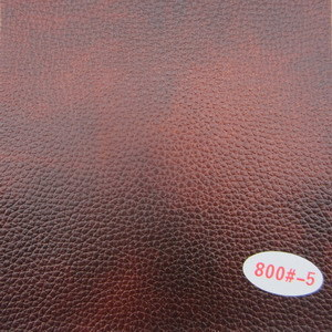 Top Selling High Quliaty Furniture Leather PVC PU Leather pictures & photos