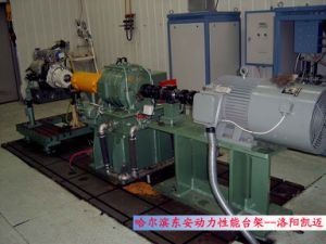 Eddy Current Dynamometer System pictures & photos