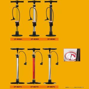 Bike Pump, Bicycle Pump for Sale Tim-Zf806, 7 pictures & photos