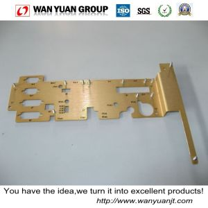 High Precision Copper Stamping Part From Chinese Direct Factory