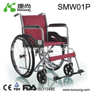 Steel Manual Wheelchair (SMW01)