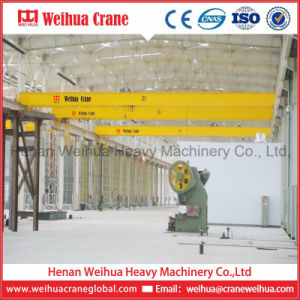 Industry Equipment Euro-Style Semi Gantry Crane of Trackless Design pictures & photos