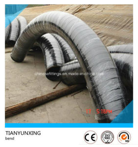 API 5L 3PE Bend with 3 Lay PE Coating pictures & photos