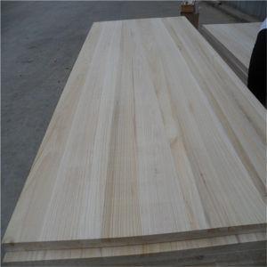 Paulownia Laminated Board 4′x8′ Lumber