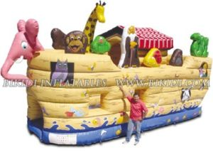 Inflatable Bounce House Noah′s Ark, Fun City for Sale (B3037) pictures & photos