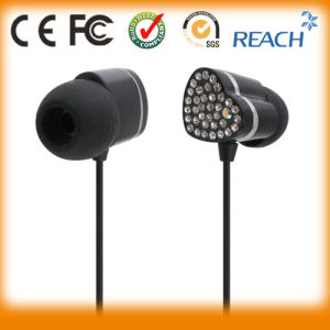 Music Earphone/ Collapsible Earphone/OEM Earbuds for Promotion pictures & photos