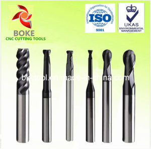 High Performance CNC Solid Carbide Cutting Tools pictures & photos