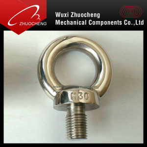 Stainless Steel/Brass Eye Bolt (DIN444) pictures & photos