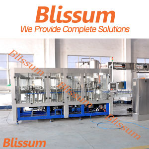4 in 1 Pulp Juice Filling Machine/Machinery pictures & photos