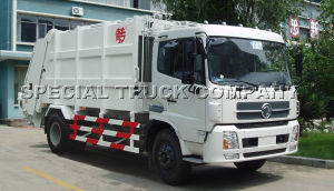 Sinotruk HOWO Rear Garbage Truck 20cbm pictures & photos