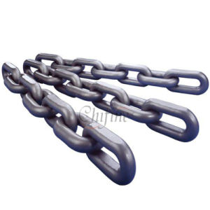 Custom Stainless Steel Welding Link Chain pictures & photos