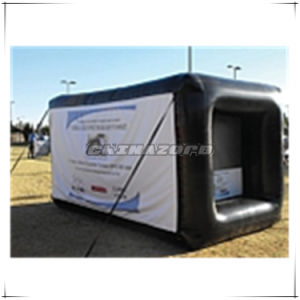 New Created Cubic Shaped Inflatable Film Screen Factory Supply Directly
