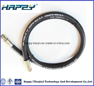 Hydraulic Rubber Hose En 853 2sn - SAE 100 R2at pictures & photos