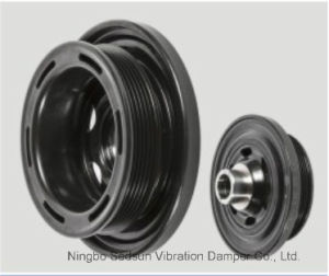 Crankshaft Pulley / Torsional Vibration Damper for Mercedes-Benz 6110300503 pictures & photos