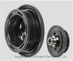 Crankshaft Pulley / Torsional Vibration Damper for Mercedes-Benz 6110300503 pictures & photos