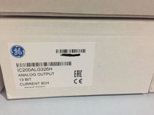 Ge PLC IC200alg326 pictures & photos