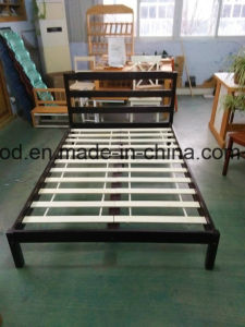 Hot Saling, Simple Design Hotel Bed pictures & photos