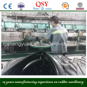 Electric Vehicle Inner Tube Vulcanizing Machine pictures & photos