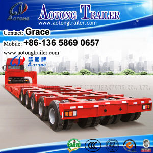 4 Lines 100tons Hydraulic Modular Trailer pictures & photos