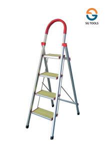 Step Ladder, Household Ladder, Aluminum Ladder (SG-LH104)