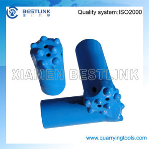 Tungsten Carbide Taper Drill Button Bit for Stone Quarrying pictures & photos